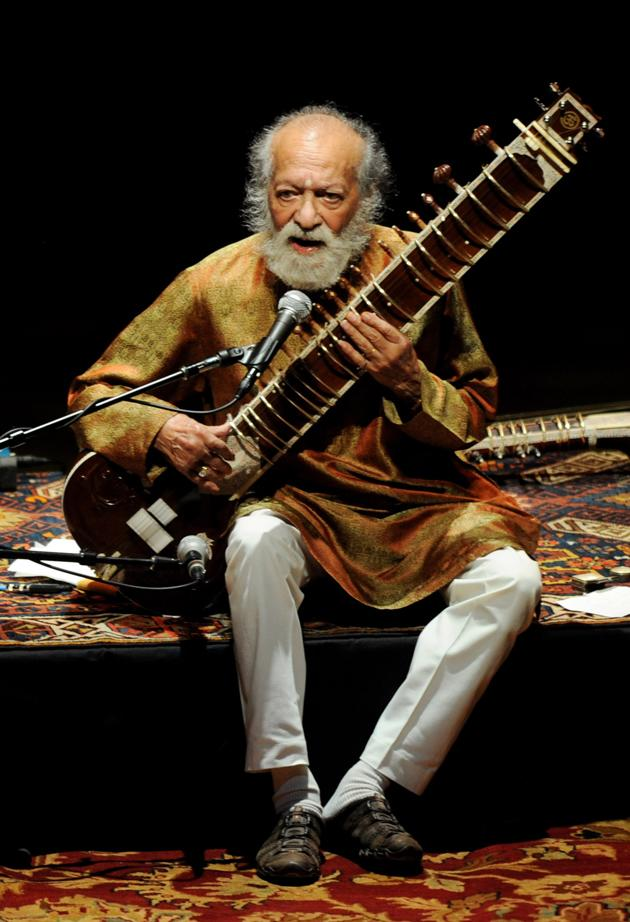 "As a boy, Indian musician Ravi Shankar toured through Europe as part of a dance troupe and learned to play various Indian instruments, moving to the sitar at 19. He quickly mastered the string instrument, and started composing music for others and recording his own songs. In the 1950s, he worked on a trilogy of Bengali films, which became an international success. In 1966, at the height of the Beatles craze, he met George Harrison in London and the ""quiet Beatle"" traveled to India to study under Shankar. Harrison then incorporated his mentor's sound into the Beatles music, most notably in the iconic album, <em>Sgt. Pepper's Lonely Hearts Club Band</em>. The two remained friends and collaborators – with Harrison dubbing Shankar ""the godfather of world music"" – and they organized the 1971 Concert for Bangladesh, which was the first major rock benefit concert of its kind. Shankar, who won three Grammys during his life, continued to perform and compose, receiving an Academy Award nominations in the Best Original Music Score category for his work on the 1982's ""Gandhi."" His final concert was on November 4 in Long Beach, California. Shankar – who was the father of singer Norah Jones, from whom he was estranged – died on December 11 following complications from surgery. He was 92."