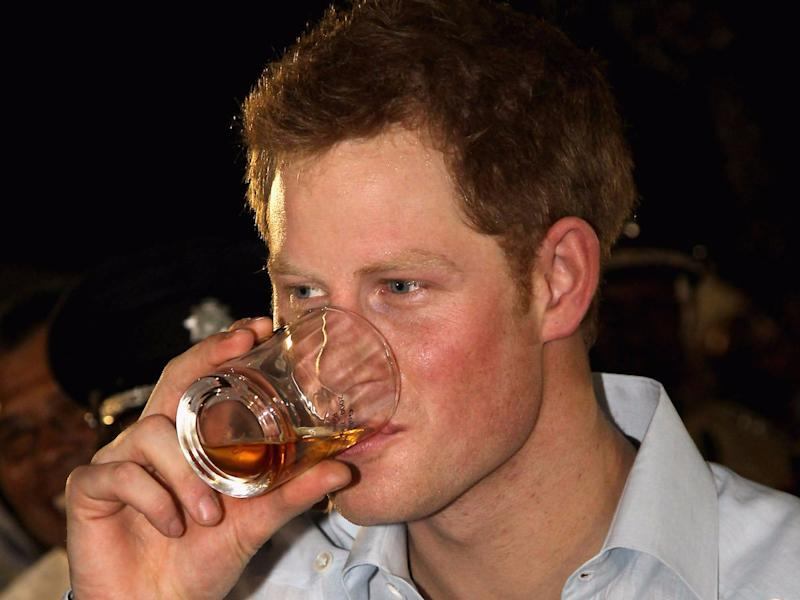 prince harry getty chris jackson