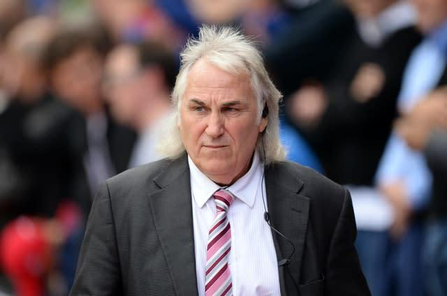 Gerry Francis made his name as QPR boss (Andrew Matthews/PA)