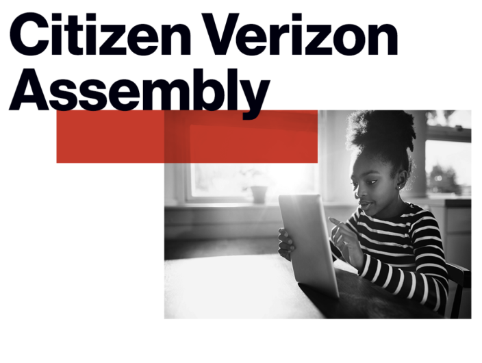 Citizen Verizon Assembly: Education Is Not Up for Debate brings together Yara Shahidi, Gabrielle Union, Soledad O'Brien, professors, politicians and business leaders for an urgent debate on today's education system, with a look to the future