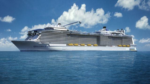 Royal Caribbean 'Quantum of the Seas'