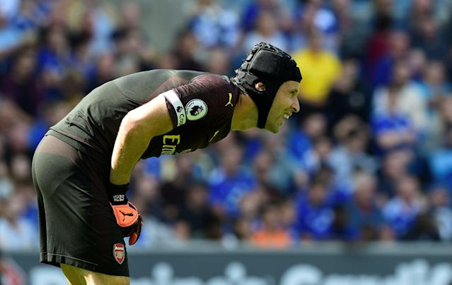 Petr Cech is being set up to fail by Unai Emery's style at Arsenal, says Watford goalkeeper Ben Foster