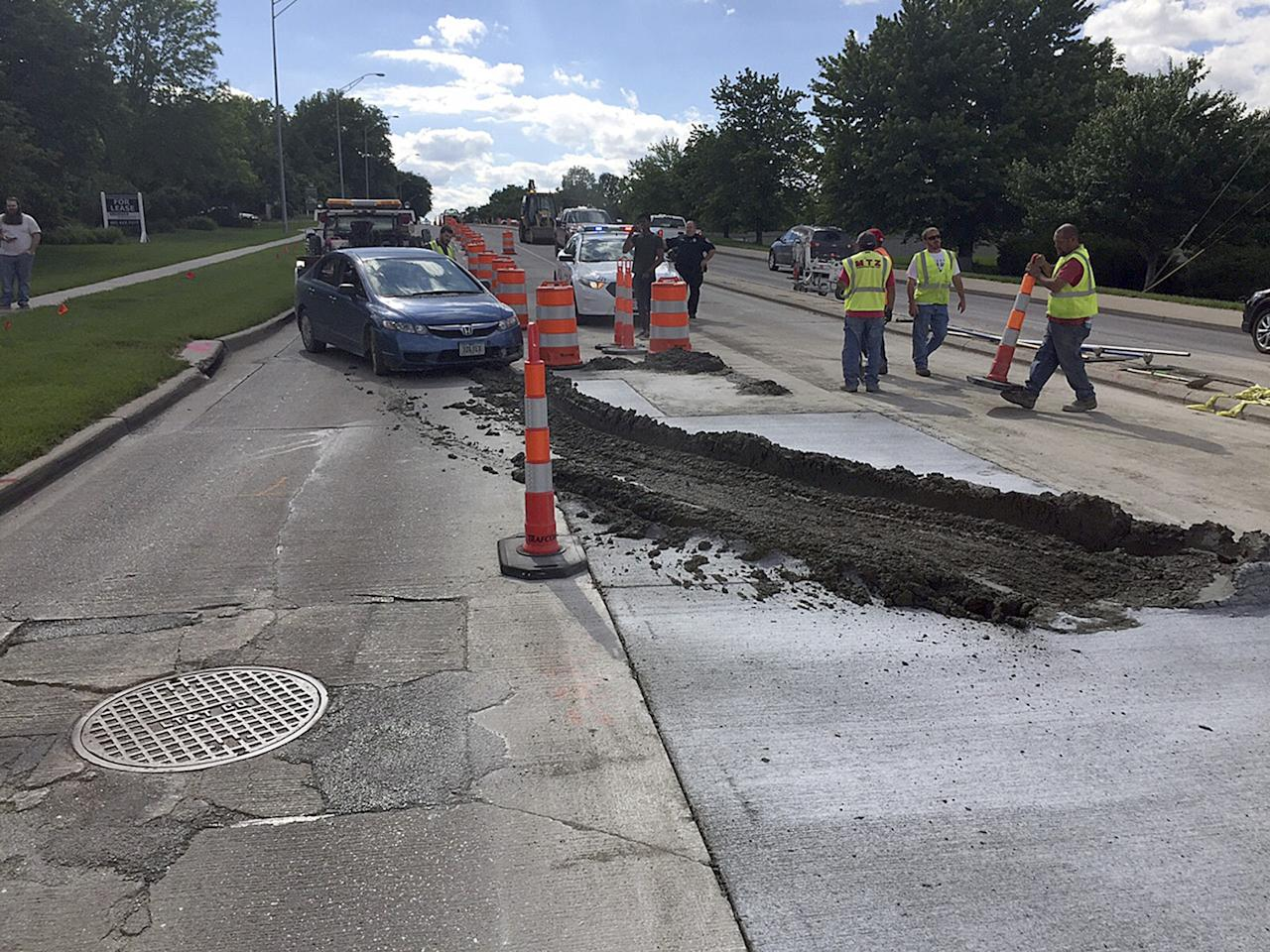 <p>Foto: Mike Palm, The City of Lincoln Public Works and Utilities Department via AP </p>