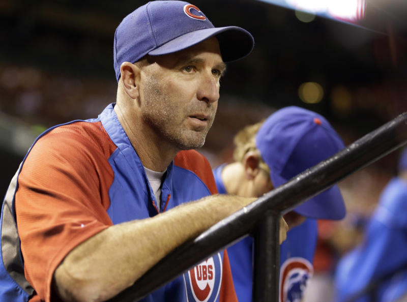Cubs fire manager Dale Sveum after 2 seasons