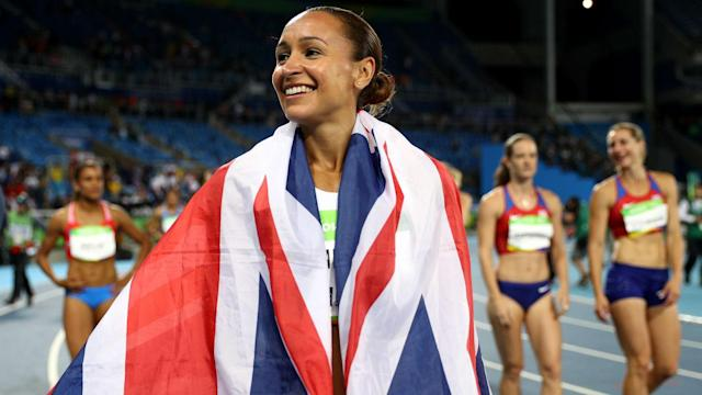 """I've got to make a decision whether this is my last heptathlon or not,"" said Jessica Ennis-Hill, who had to settle for silver in Rio."