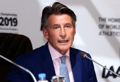 President Sebastian Coe, pictured last year, says World Athletics is working on the assumption that the Tokyo Olympics will take place despite the coronavirus pandemic