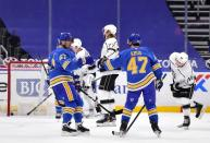 NHL: Los Angeles Kings at St. Louis Blues