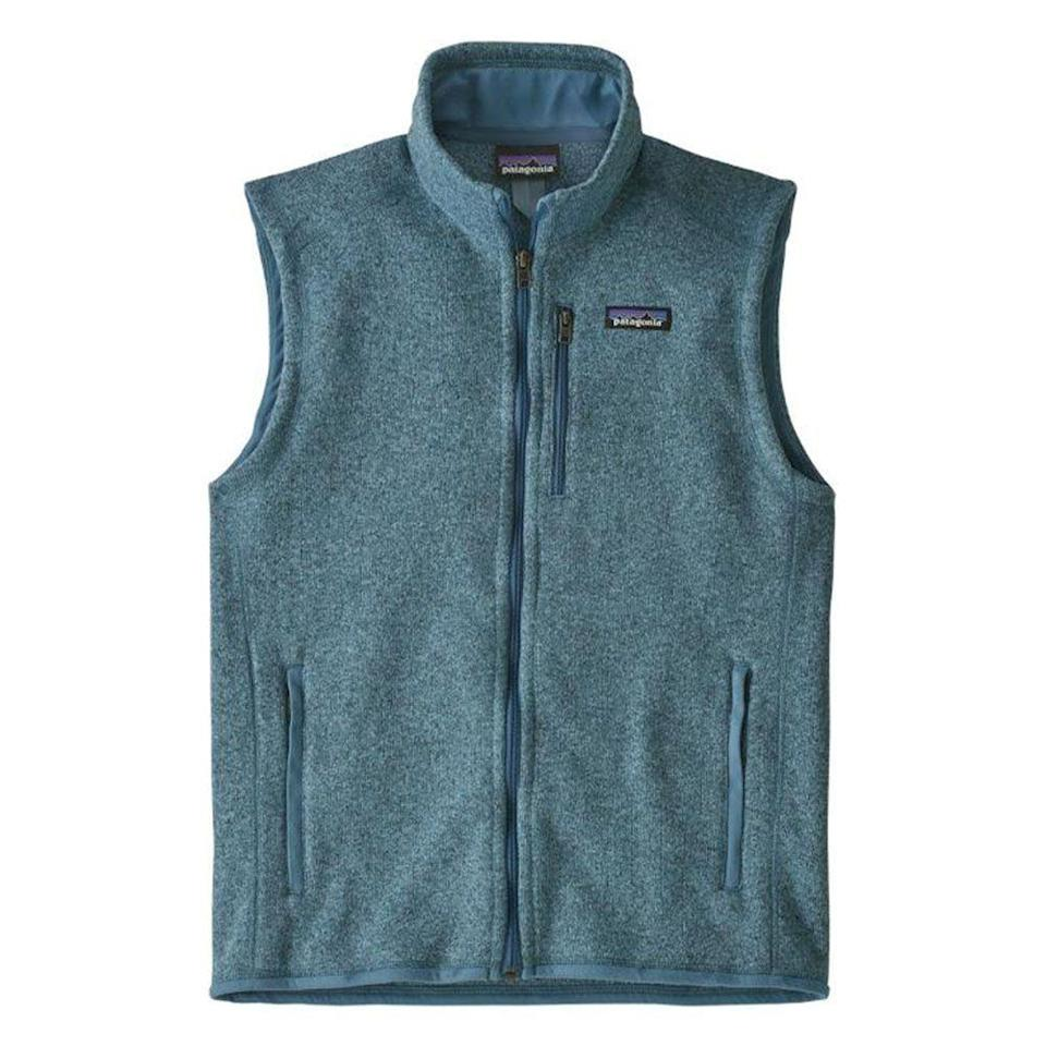"""<p><strong>Patagonia</strong></p><p>rei.com</p><p><strong>$99.00</strong></p><p><a href=""""https://go.redirectingat.com?id=74968X1596630&url=https%3A%2F%2Fwww.rei.com%2Fproduct%2F154145&sref=https%3A%2F%2Fwww.bestproducts.com%2Flifestyle%2Fg2077%2Fbest-christmas-gifts-ideas-for-men%2F"""" rel=""""nofollow noopener"""" target=""""_blank"""" data-ylk=""""slk:Shop Now"""" class=""""link rapid-noclick-resp"""">Shop Now</a></p>"""