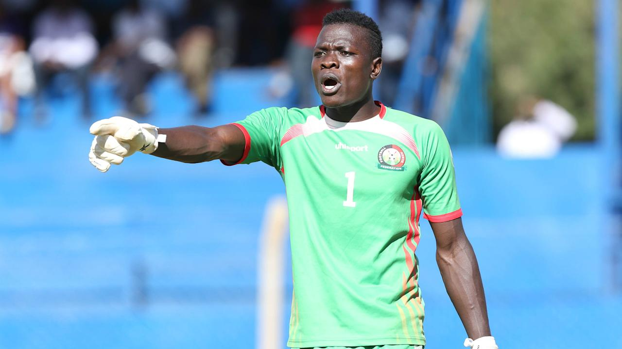 Patrick Matasi starts in goal and will be shielded by Jockins Atudo, Robinson Kamura and Bolton Omwenga