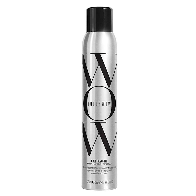 ColorWow Cult Favorite Firm and Flexible Hairspray (Photo: Amazon)