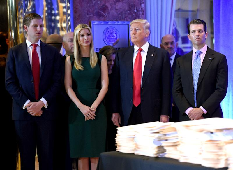 Trump charity shuts over allegations of misuse of funds
