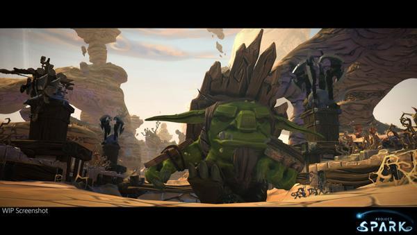 "Microsoft began the beta test yesterday (Dec. 3) for the Windows 8.1 version of Project Spark, a ""game maker"" program that will let Xbox One, Xbox 360 and Windows 8 users create their own video-game levels and characters, add gameplay of different kinds, and even include their own story and acting. Users will be able to make platform games, adventure games, racing games, RPGs or games of other genres. The creations can be shared online through a robust community, and the creations can then be remixed by other players. The community is designed so that each user gets credit for his or her creations, even if someone else takes one and remixes it into something completely different. Anyone interested in being part of the beta test on either Windows 8.1 or Xbox One can sign up at ProjectSpark.com. According to Microsoft, the final version of Project Spark will be released in 2014, including for the older Xbox 360 console.  <strong>MORE: </strong> <strong>Top 10 Xbox One Launch Titles</strong> Microsoft's Kinect motion sensor, which comes with Xbox One consoles and is an optional add-on to the Xbox 360, plays a big part in Project Spark. The project was designed with an intuitive interface to allow anyone to create and tweak all the different aspects of a video game, from level design to enemy behavior to character movement. The Kinect can also enhance Spark by letting players record their bodies' movements and use those movements in the actions of characters. For example, a Spark project could have an army of dancing zombies, or a robot with a penchant for jogging. Kinect isn't likely to be part of the Windows 8.1 beta of Project Spark, since the Kinect for Windows isn't expected to be released commercially until next summer. Source: Xbox.com  <em>Follow Kevin Ohannessian at </em> <em>@khohannessian</em> <em> and on </em> <em>Google+</em> <em>. Follow us </em> <em>@tomsguide</em> <em>, on </em> <em>Facebook</em> <em> and on </em> <em>Google+</em> <em>.</em> Xbox One Review Microsoft Reveals Full Lineup of Xbox One Titles Xbox One Hands On: Multitasking Multimedia Machine Copyright 2013 Toms Guides , a TechMediaNetwork company. All rights reserved. This material may not be published, broadcast, rewritten or redistributed."