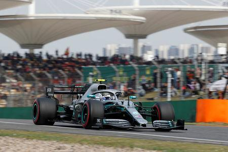 Unstoppable Hamilton wins 1,000th race in Mercedes one-two