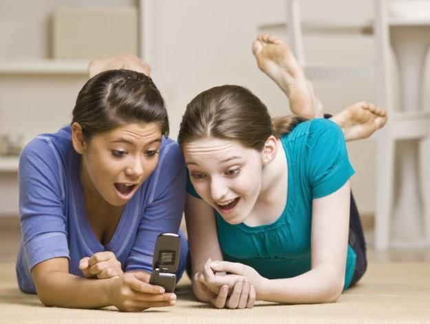 Teen 'sexting' not that big of a deal, study shows