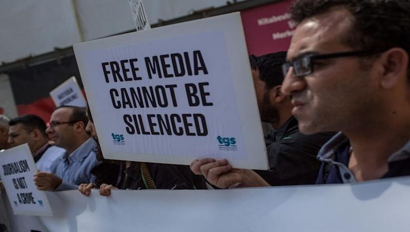 Pakistan Human Rights Commission Hits Out at Establishment Over FIA Crackdown on 49 Journalists
