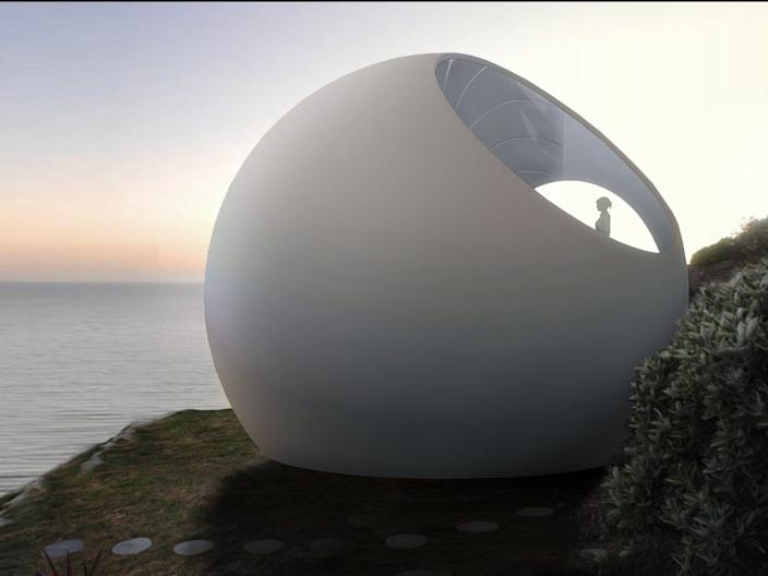 Double Ring House.
