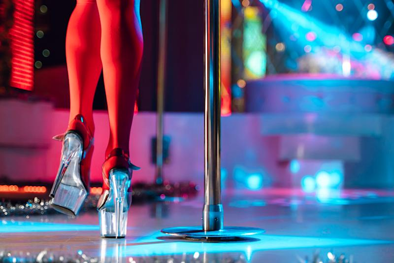 Strippers are working to change the industry while clubs are shuttered. (Photo: Getty Images)