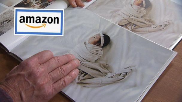 PHOTO: Sheila Madrigal ordered a photo book from Amazon.  (ABC)