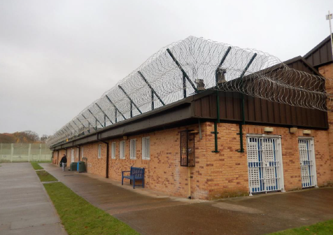 Morton Hall immigration centre, run by the Prison Service on behalf of the UK Border Agency, has taken 'insufficient action to address the surge in self-harm,' report finds: HM Inspectorate of Prisons