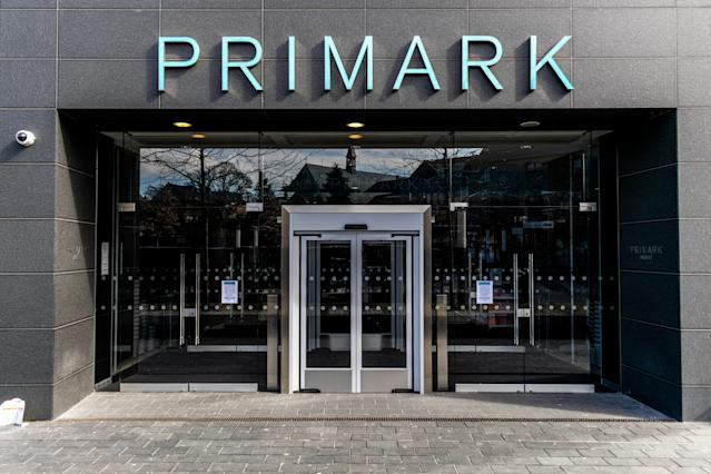 Primark will open its 153 stores this week. (Getty)
