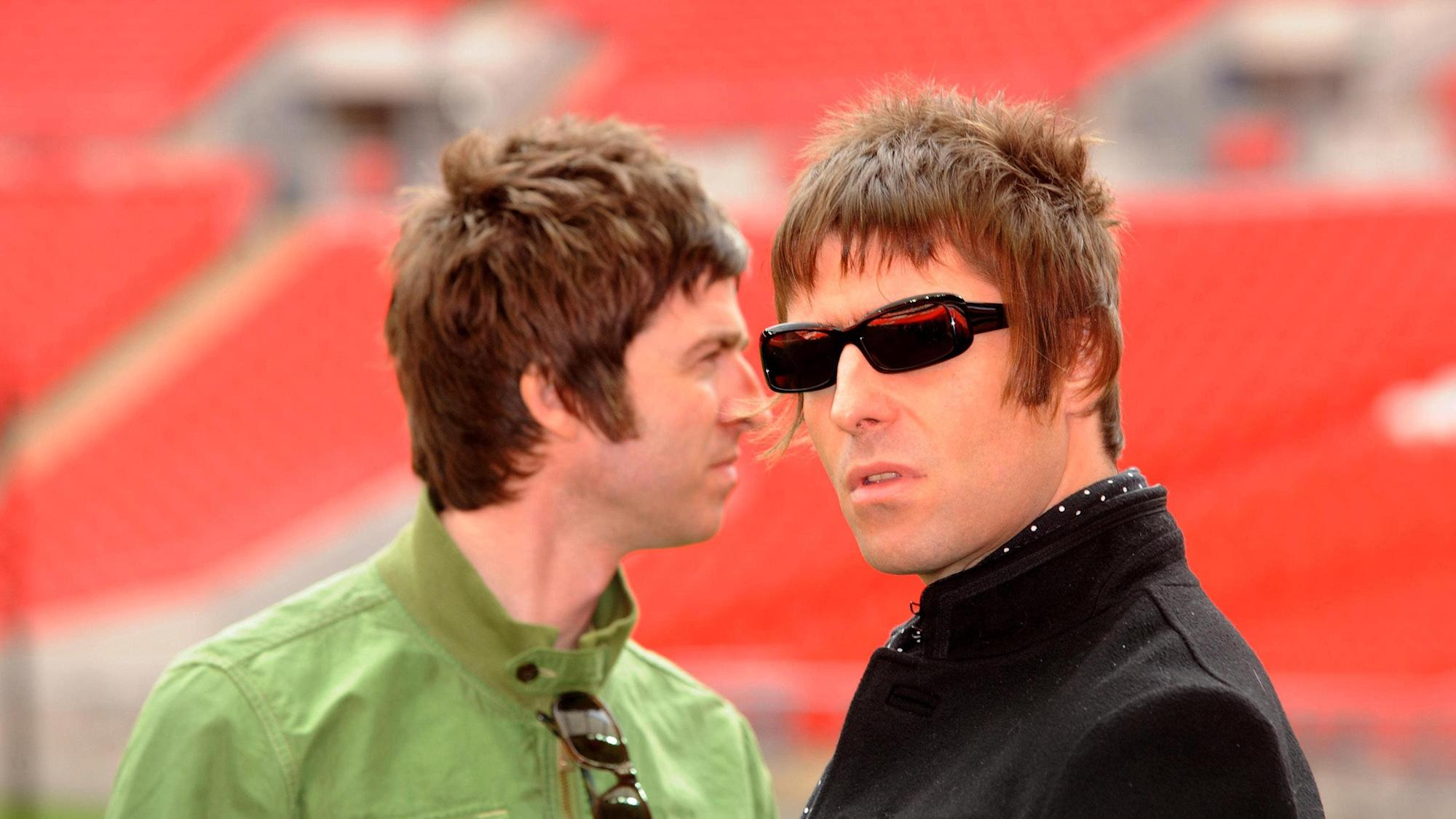 Oasis' 1994 contract asking for 'sober' staff and 'quality lager' to be sold