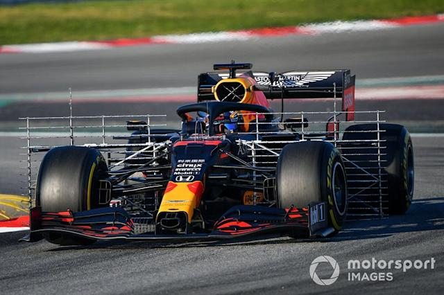"9º Max Verstappen, Red Bull Racing: 1:17.516 (con neumáticos C3) <span class=""copyright"">Mark Sutton / Motorsport Images</span>"