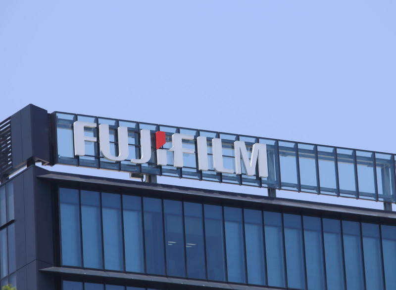 Fujifilm expanding production of chemicals used to make film, digital sensors