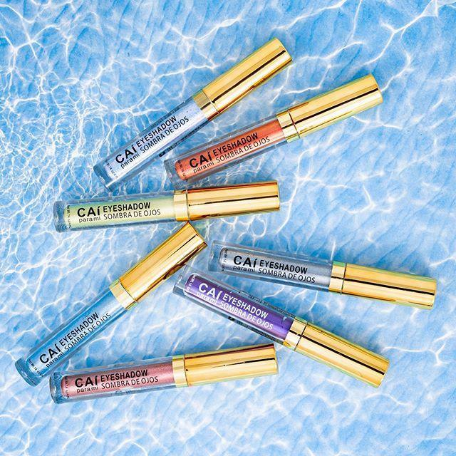 """<p>Time to talk beauty. Cai Para Mi is an inclusive range of makeup products that includes concealer, foundation, and, importantly, these colorful liquid eyeshadows.</p><p><a class=""""link rapid-noclick-resp"""" href=""""https://caiparami.com/shop-all-6/"""" rel=""""nofollow noopener"""" target=""""_blank"""" data-ylk=""""slk:SHOP NOW"""">SHOP NOW</a></p><p><a href=""""https://www.instagram.com/p/B_F0jVTJjom/"""" rel=""""nofollow noopener"""" target=""""_blank"""" data-ylk=""""slk:See the original post on Instagram"""" class=""""link rapid-noclick-resp"""">See the original post on Instagram</a></p>"""