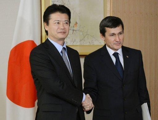 Japan to spend $700 million in Central Asia