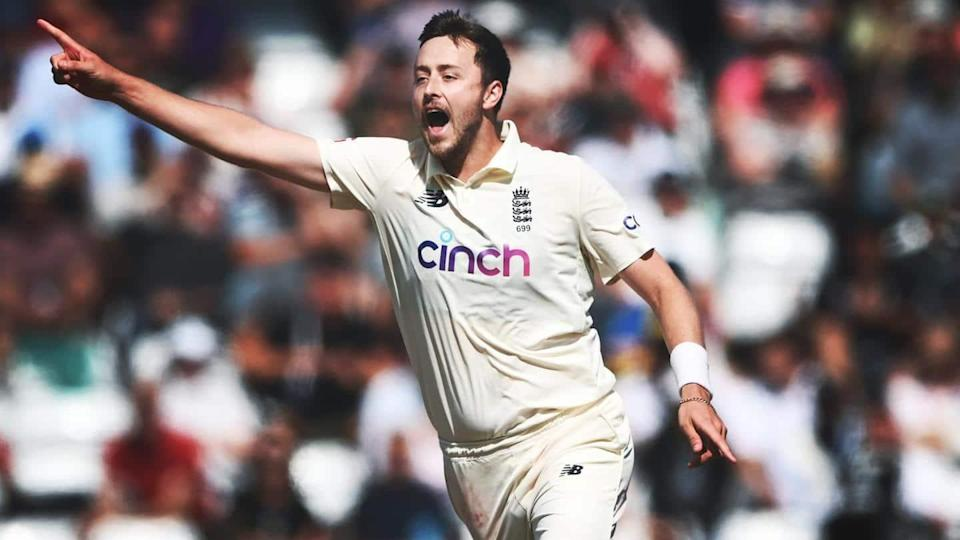 Decoding the stats of Ollie Robinson in Test cricket