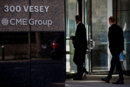 CME Group to buy NEX for £3.9 billion