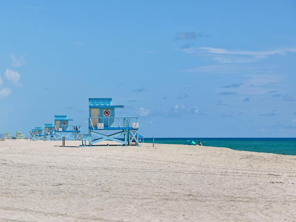 <p>In between Bal Harbour and Sunny Isles Beach lies this welcoming, clothing-optional beach surrounded by undeveloped parklands. In fact, it is Florida's oldest officially recognized public nude beach.</p> <p><strong>Who it's best for:</strong> Tan line avoiders, hard-core nudists, and neophytes who dare to bare</p> <p><strong>The vibe:</strong> All shapes, sizes, and sexes are present, and there are a number of unofficial sections: one for families, another for non-families, and even a gay nude beach.</p> <p><strong>What to bring:</strong> Given the nature of the undeveloped beach park, anticipate limited facilities within walking distance. Make sure to pack your own gear, including food and drinks.</p>