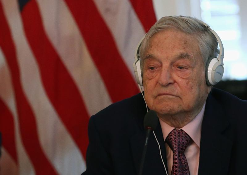 Billionaire George Soros has warned British voters against opting to leave the European Union in a referendum on June 23, 2016