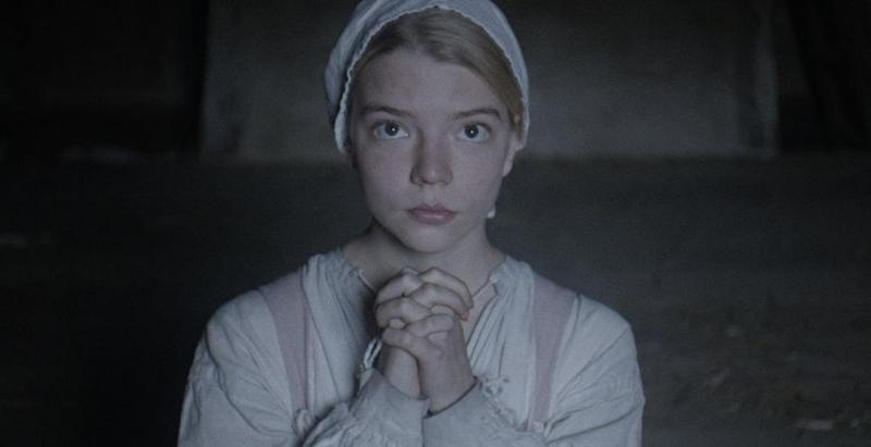 Anya Taylor-Joy in 'The Witch' (credit: Universal)