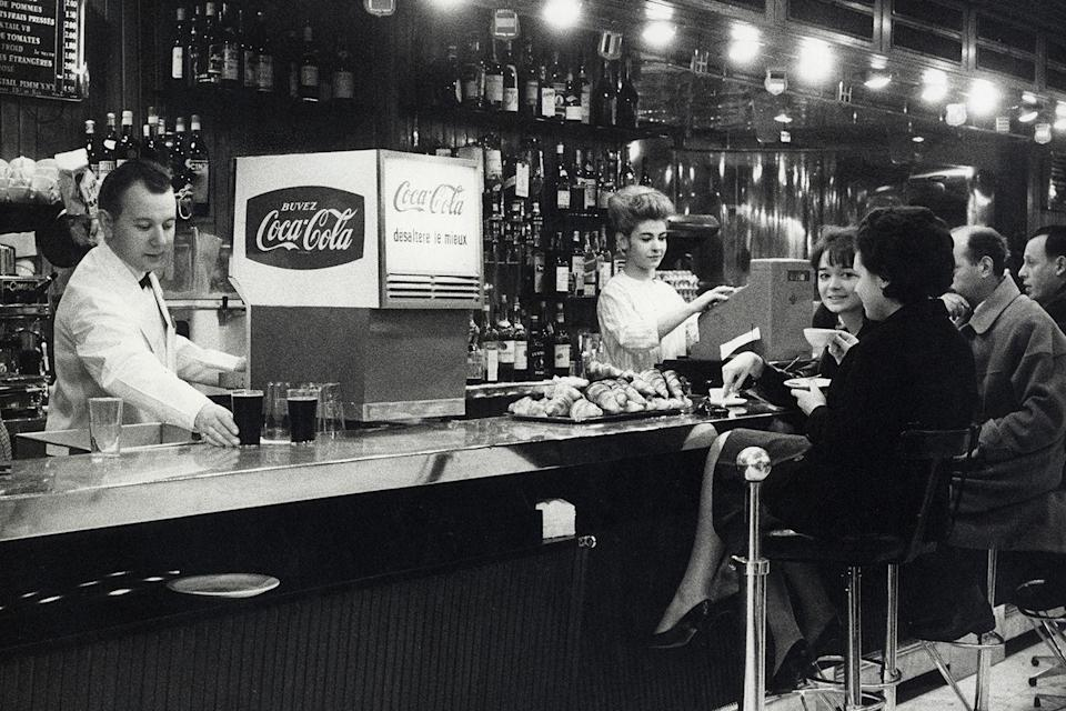 <p>The popularity of Coca-Cola ensured that restaurants everywhere stocked the syrup and had it on tap in the '50s and '60s. The iconic aluminum cans were introduced in 1967.</p>