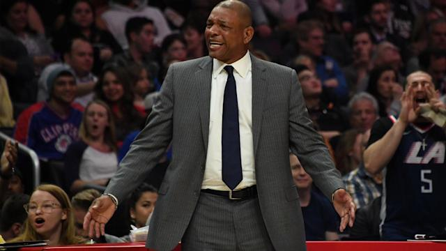 As the Warriors and Clippers prepared for their first-round playoff series, coaches Steve Kerr and Doc Rivers were refreshingly honest about the one-sidedness of the series.