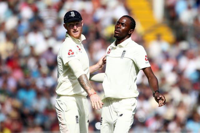 Ben Stokes (left) and Jofra Archer (right) are among those whose IPL and England commitments could clash.