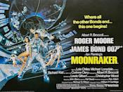 Roper Moore's outlandish space-set adventure is openly mocked by casual observers of the series, but beloved by its hardcore fans. (Eon/MGM)