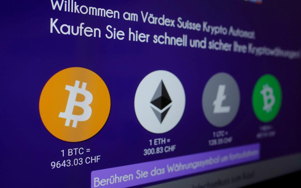 Bitcoin is favoured by the groups because transactions can be difficult for law enforcement to trace - REUTERS