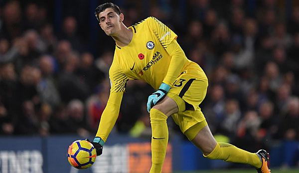 Premier League: Chelsea-Keeper Courtois will Gehaltsverdopplung