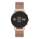 """PSA: Your smartwatch doesn't need to throw off your entire outfit. For those looking to buy a not-so-sporty option, the Denmark-based brand Skagen makes a rose gold watch that's just as stylish as it is functional. $196, Urban Outfitters. <a href=""""https://www.urbanoutfitters.com/shop/skagen-ladies-falster-2-rose-tone-magnetic-steel-mesh-smart-watch-skt5103"""" rel=""""nofollow noopener"""" target=""""_blank"""" data-ylk=""""slk:Get it now!"""" class=""""link rapid-noclick-resp"""">Get it now!</a>"""