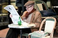 Liberation: France poured out onto cafe terraces for the first time in 203 days