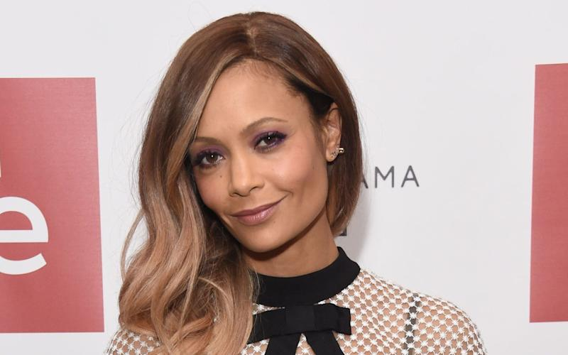Thandie Newton will appear in The Line of Duty - 2017 Getty Images