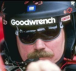 Dale Earnhardt Sr. had an aura that intimidated his competition and lent him his nickname