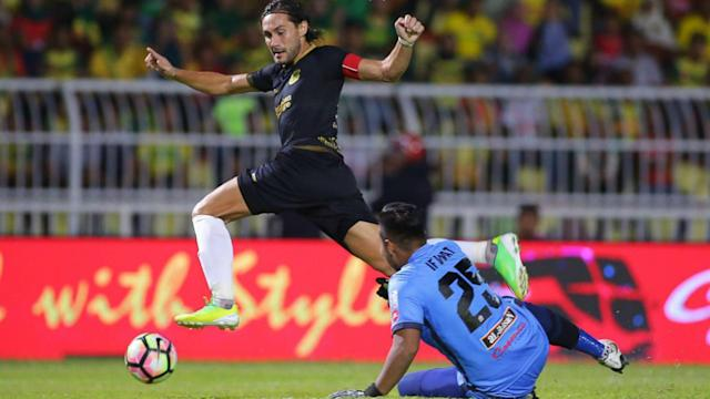 Terengganu take home a 1-0 defeat to Kedah in the FA Cup first leg but Irfan and Nakajima are sounding the battle cries early ahead of the return leg