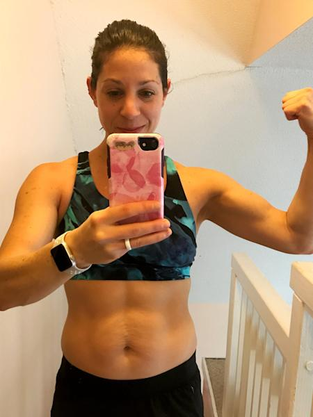 My almost-nine-month intermittent fasting (IF) journey has been life-changing. Who knew not eating breakfast would make me feel so energized, more focused, and less bloated, as well as help me sleep better and lose that extra baby weight I had been holding onto for years?