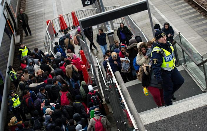 Sweden has taken in more unaccompanied child asylum seekers than any other country in Europe (AFP Photo/Johan Nilsson)