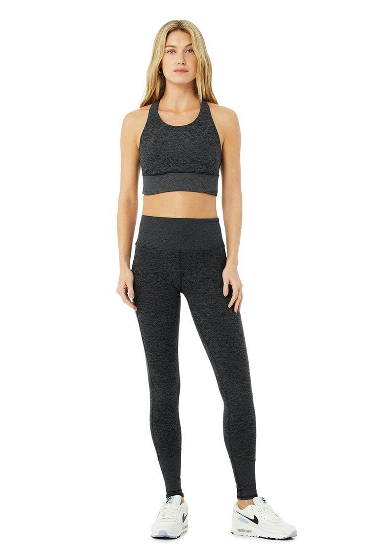 <p>These <span>Alo High-Waist Alosoft Lounge Leggings</span> ($98) are so soft and comfortable. You'll never want to take this cozy style off.</p>