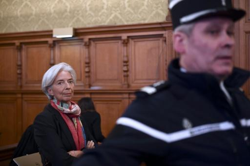 IMF chief Lagarde to hear French trial verdict