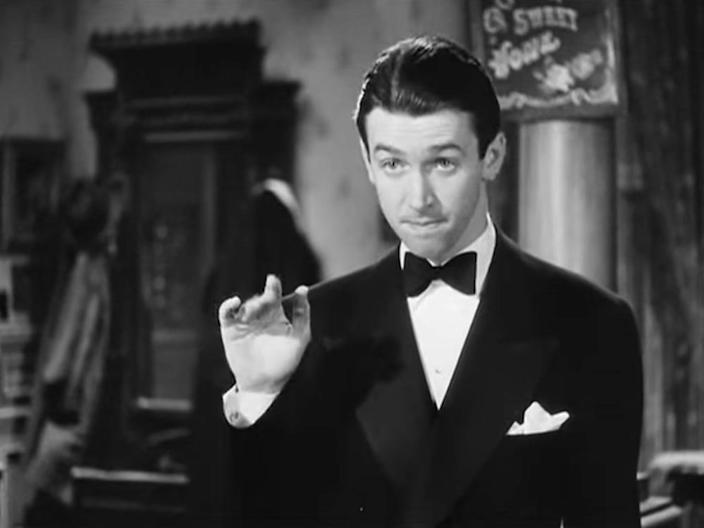 You Can't Take it With You James Stewart Best picture
